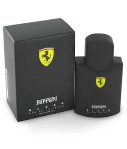 Ferrari Black Masculino - 40 ml