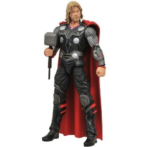 Action Figure: Thor - Marvel Select