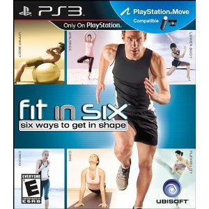 MOVE Fit in Six for PS3 US