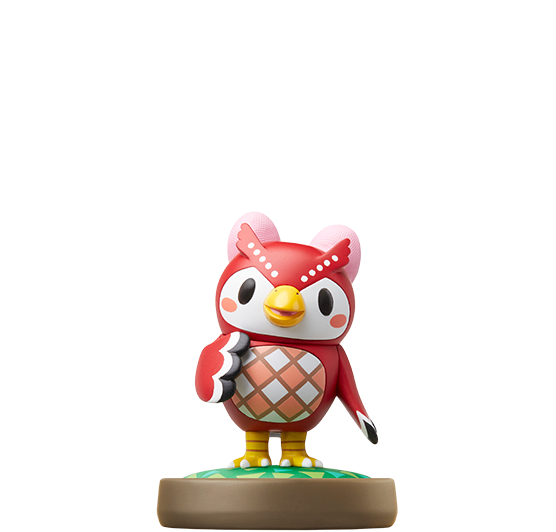 Amiibo Fuuko ( Animal Crossing )
