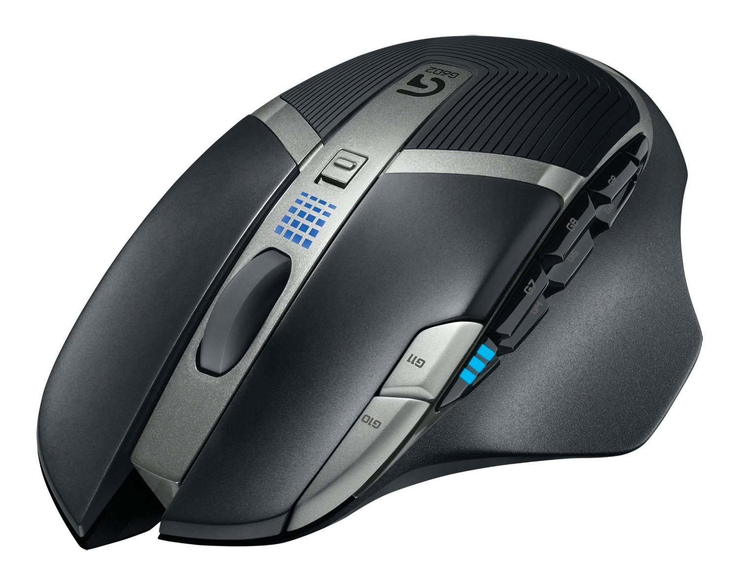 Logitech G602 Wireless Gaming Mouse 250 Horas de Bateria