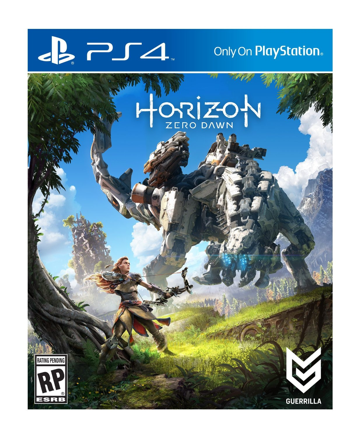 PS4 Horizon: Zero Dawn em Ingles (PlayStation 4)