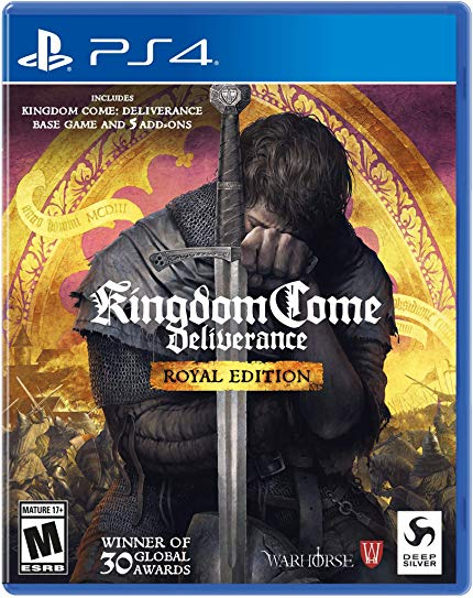PS4 Kingdom Come Deliverance Royal Ed