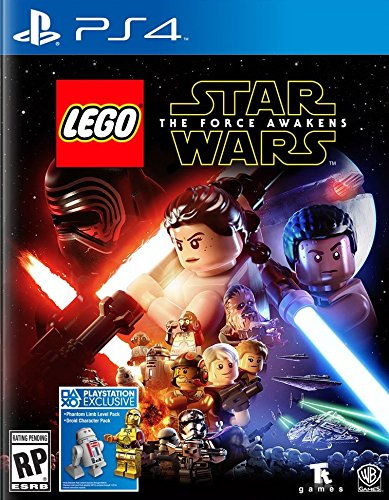 PS4 LEGO Star Wars: The Force Awakens em Portugues (PlayStation