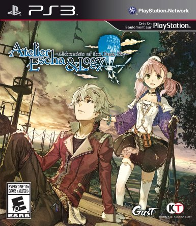 Atelier Escha & Logy: Alchemists of the Dusk Sky for PS3 US