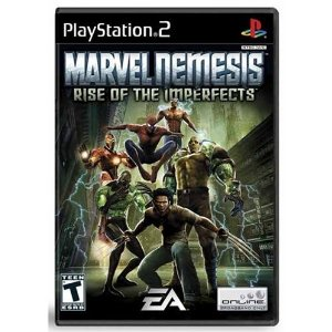Marvel Nemesis: Rise of the Imperfects - PS2 US