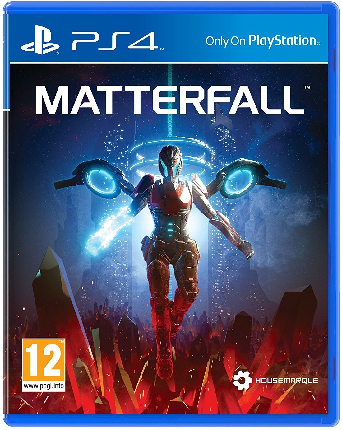 Matterfall (PlayStation 4) UK