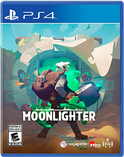 PS4 Moonlighter