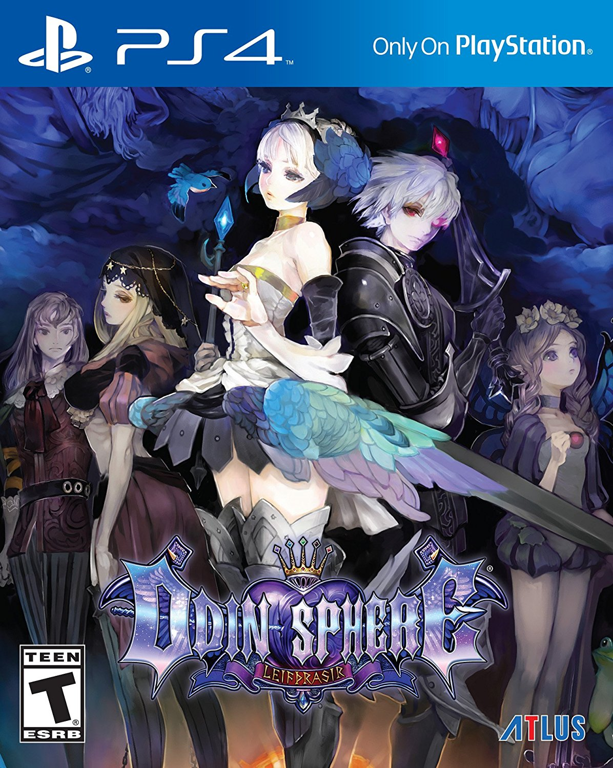 PS4 Odin Sphere (PlayStation 4) USA