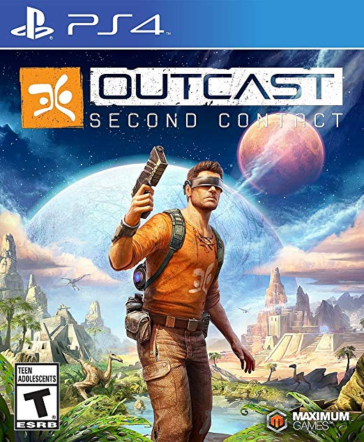PS4 Outcast: Second Contact