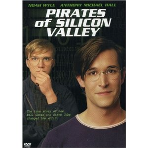 DVD Pirates of Silicon Valley (1999)