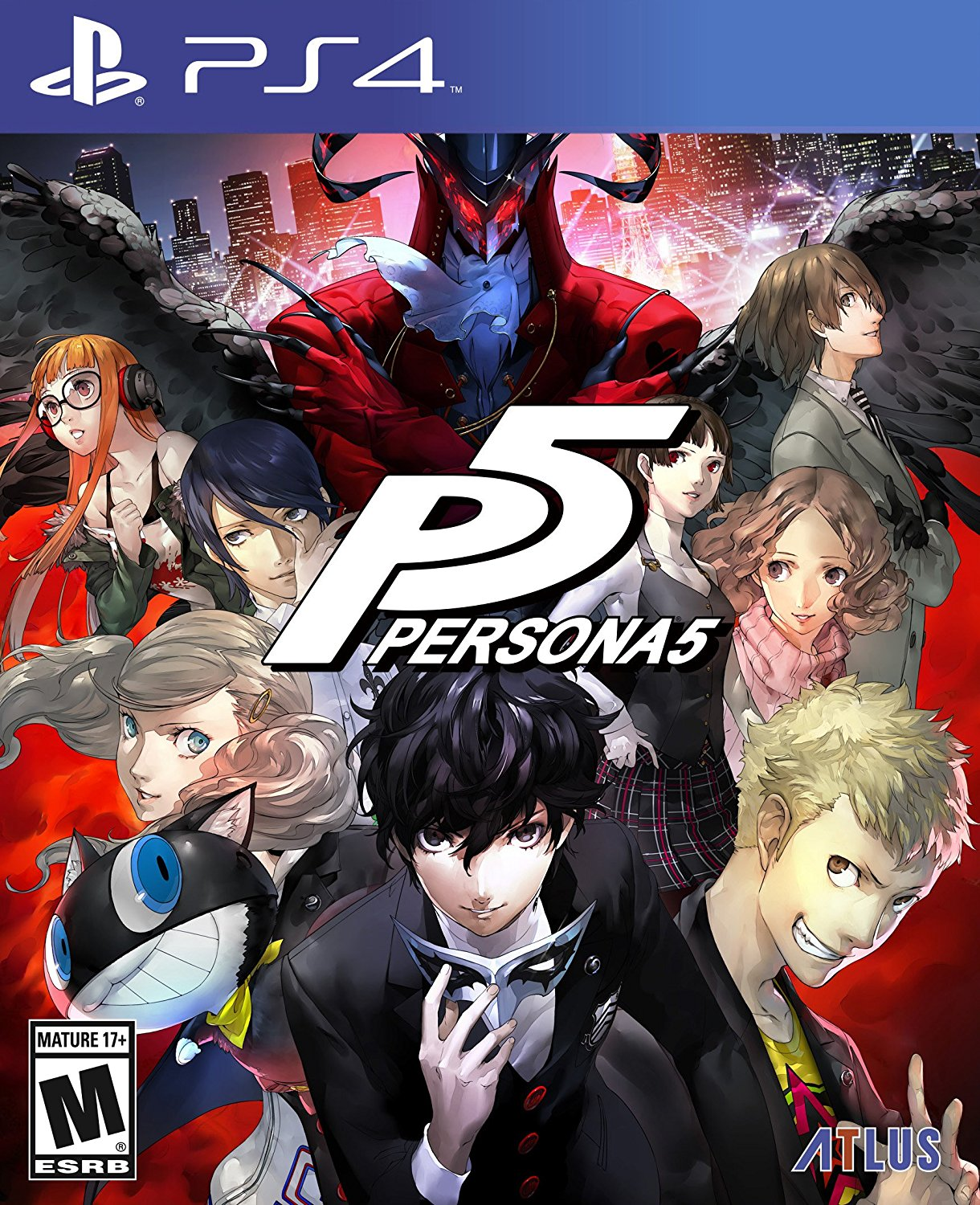 PS4 Persona 5 (PlayStation 4)