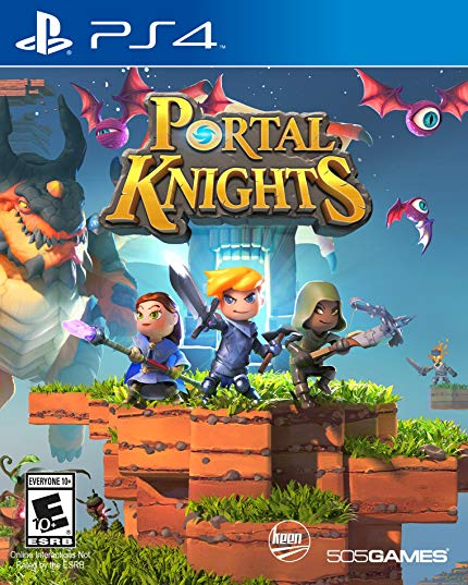 PS4 Portal Knights (PlayStation 4)