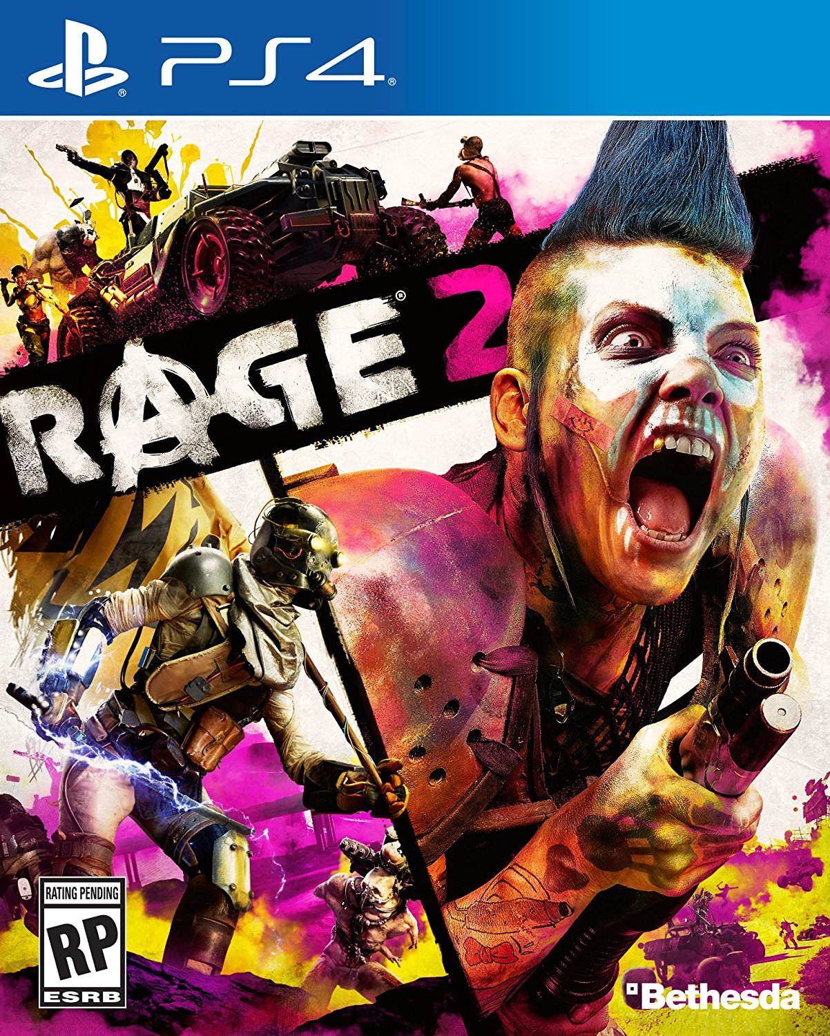 PS4 Rage 2 (PlayStation 4)