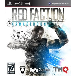 Red Faction Armageddon for PS3 US