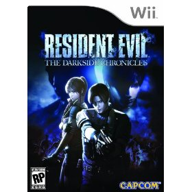 Wii Resident Evil: The Darkside Chronicles US