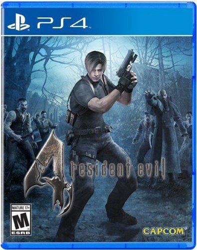 PS4 Resident Evil 4 HD (PlayStation 4)