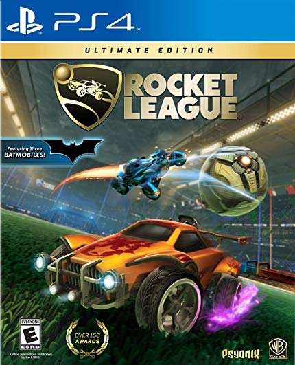 PS4 Rocket League Ultimate (PlayStation 4)