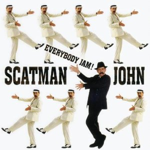 CD Scatman John - Everybody Jam (1996) JPN