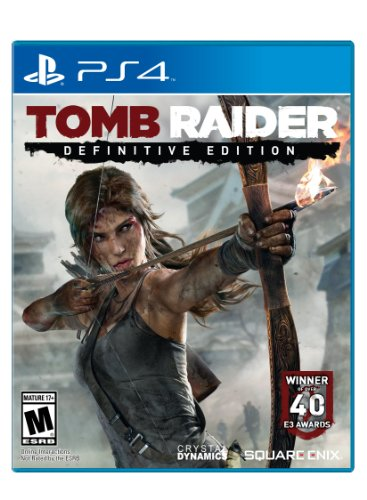 PS4 Tomb Raider: Definitive Edition em Portugues (PlayStation 4)