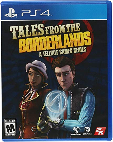 PS4 Tales from the Borderlands (PlayStation 4)