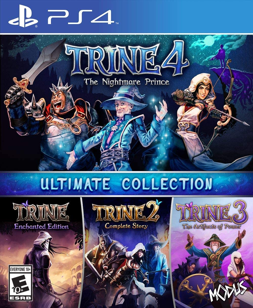 PS4 Trine Ultimate Collection (PlayStation 4)