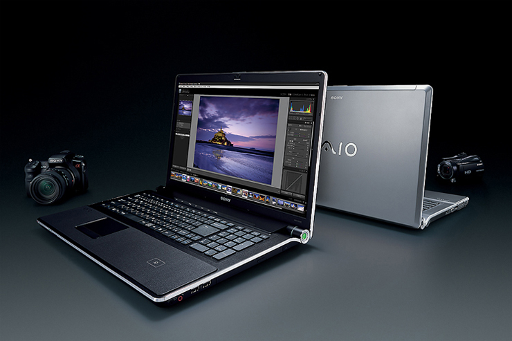 Sony VAIO type A Core 2 Duo 3.06Ghz