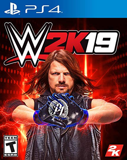 PS4 WWE 2K19 (PlayStation 4)
