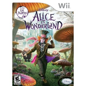 Wii Alice in Wonderland US