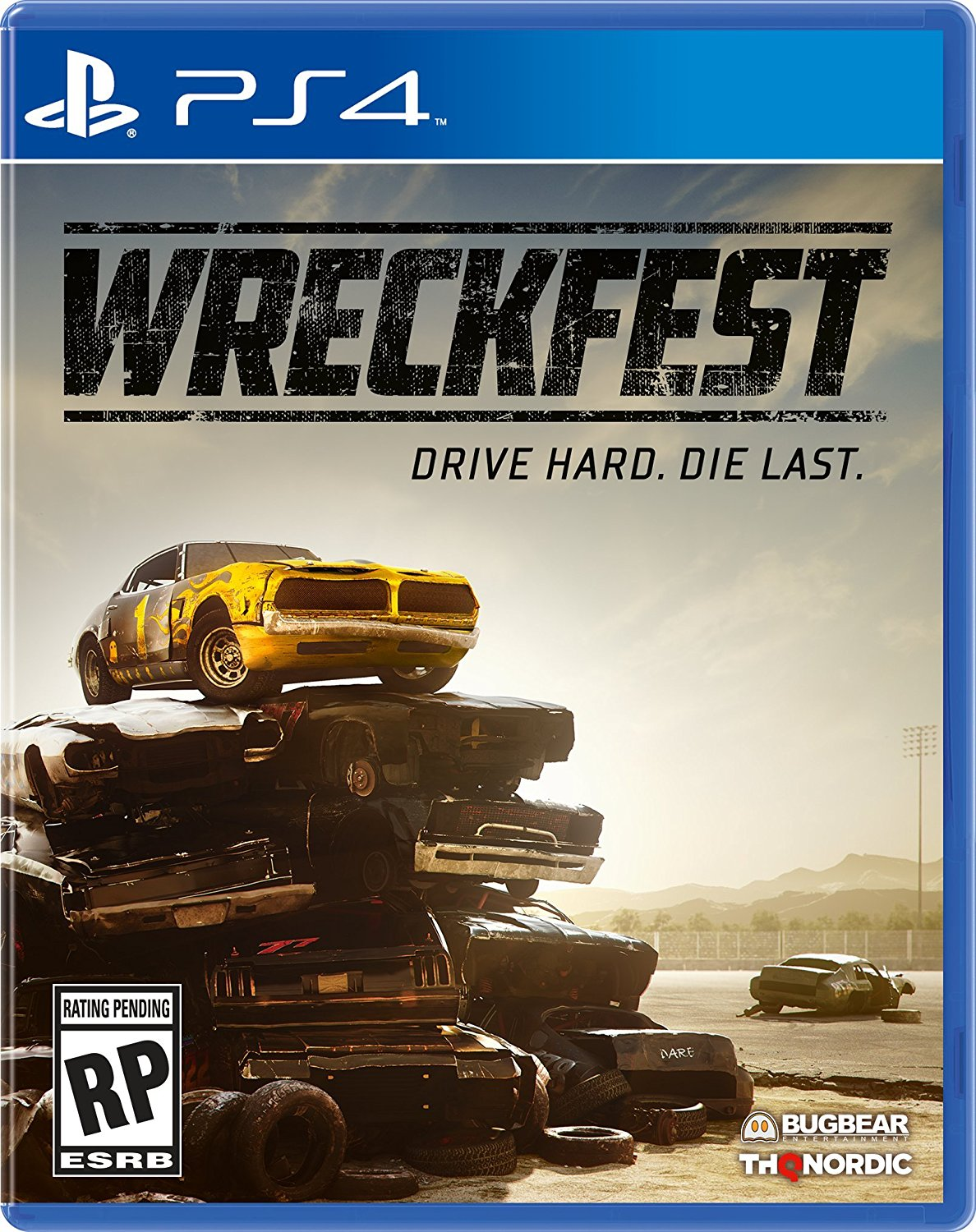 PS4 Wreckfest (PlayStation 4)