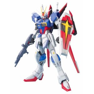 Gundam MG Force Impulse ZGMF-X56S/α 1/100