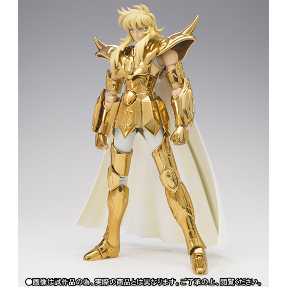 Saint Seiya Cloth Myth EX Milo OCE Original Color Edition Tamash