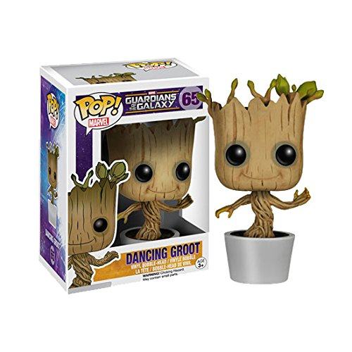 Funko POP Marvel Dancing Groot Bobble