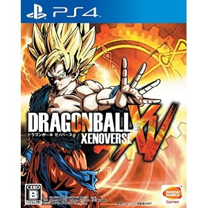 PS4 Dragonball Xenoverse (PlayStation 4) JPN