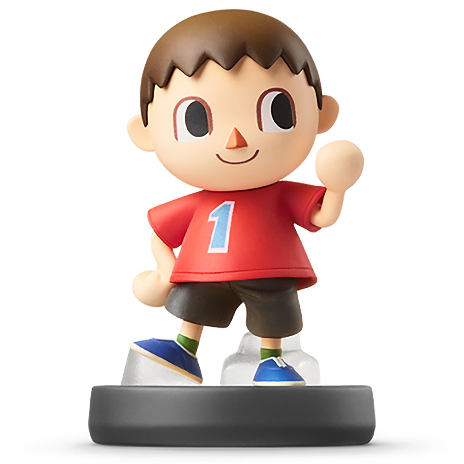 Wii U Amiibo Villager Murabito (Super Smash Bros. Series)