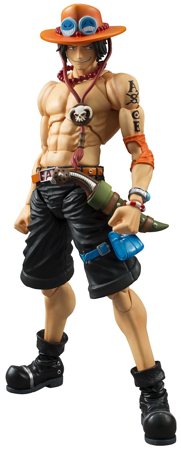 Megahouse One Piece Portgas D. Ace Variable Action Hero