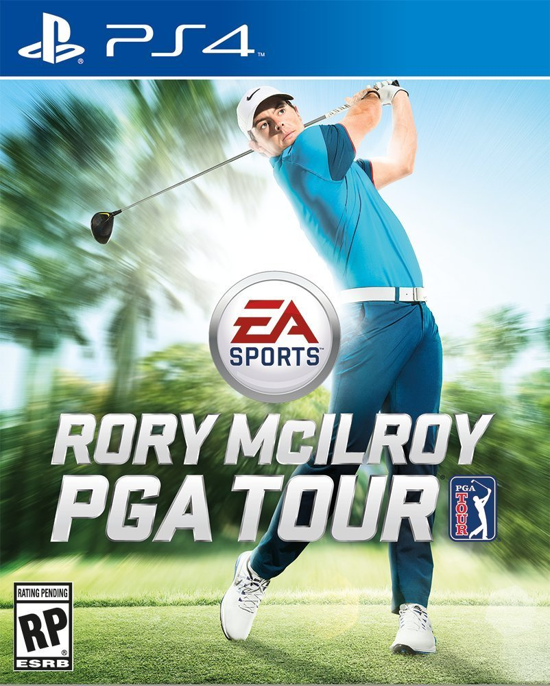 PS4 EA SPORTS Rory McIlroy PGA TOUR (PlayStation 4)
