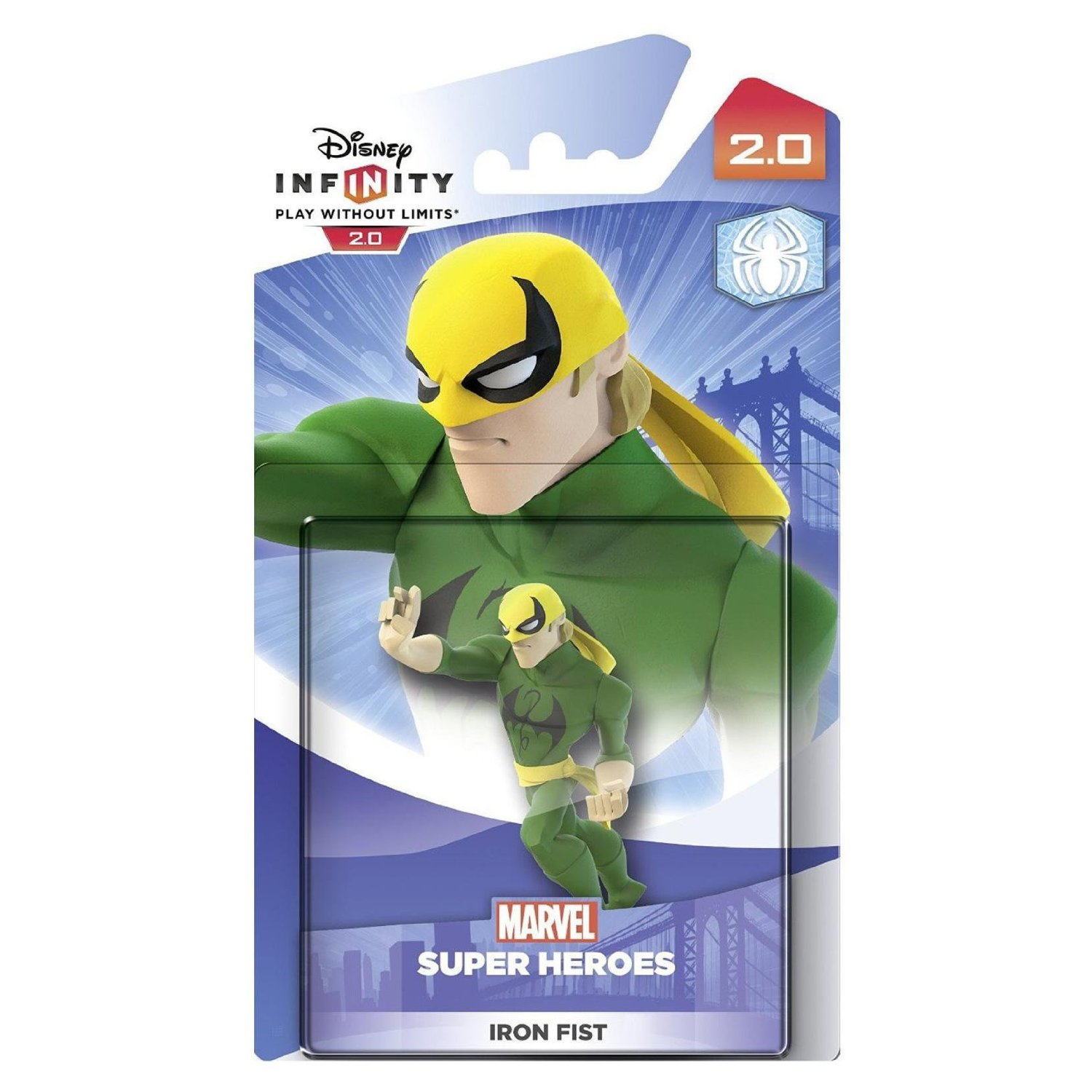 Disney Infinity 2.0 Iron Fist Figure
