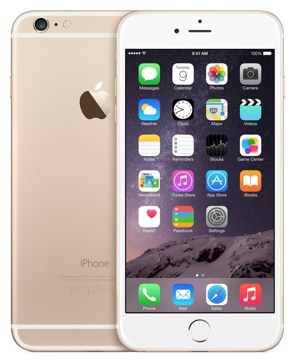 "Apple iPhone 6 4.7"" 16gb Gold Desbloqueado"