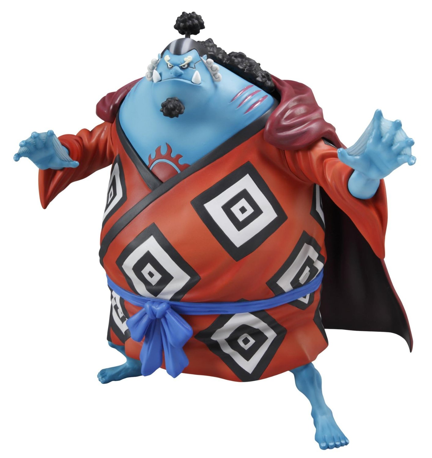 P.O.P Portrait of Pirates Deluxe DX Jinbei 1/8