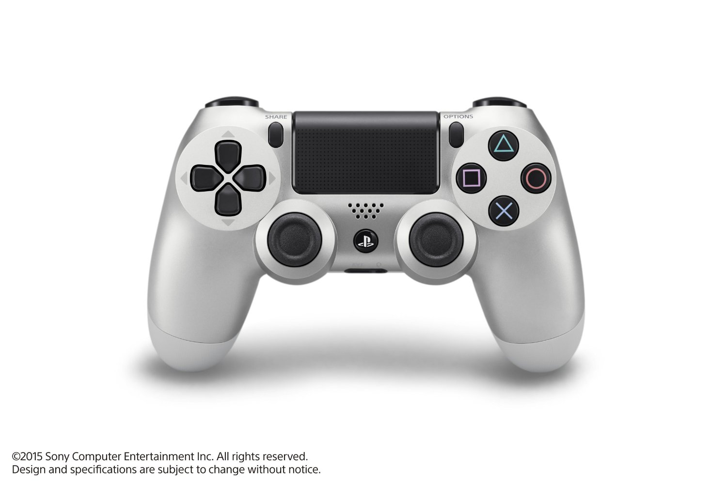 Dualshock 4 Wireless Controller (PlayStation 4) SILVER