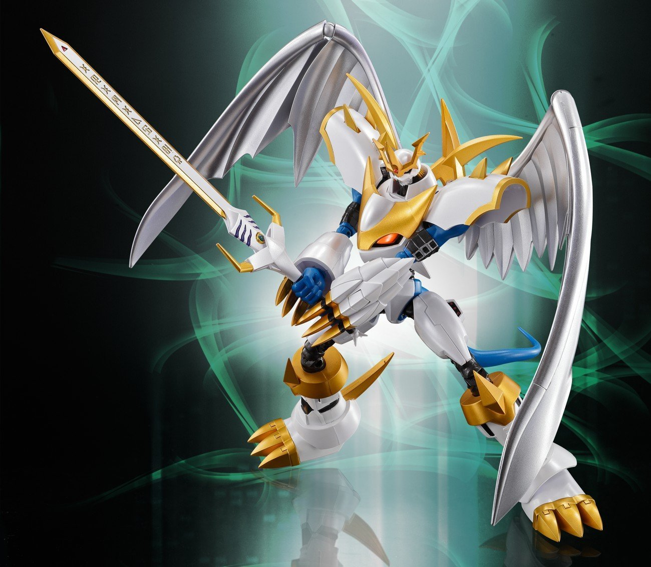 S.H. Figuarts Imperialdramon Paladin Mode Digimon