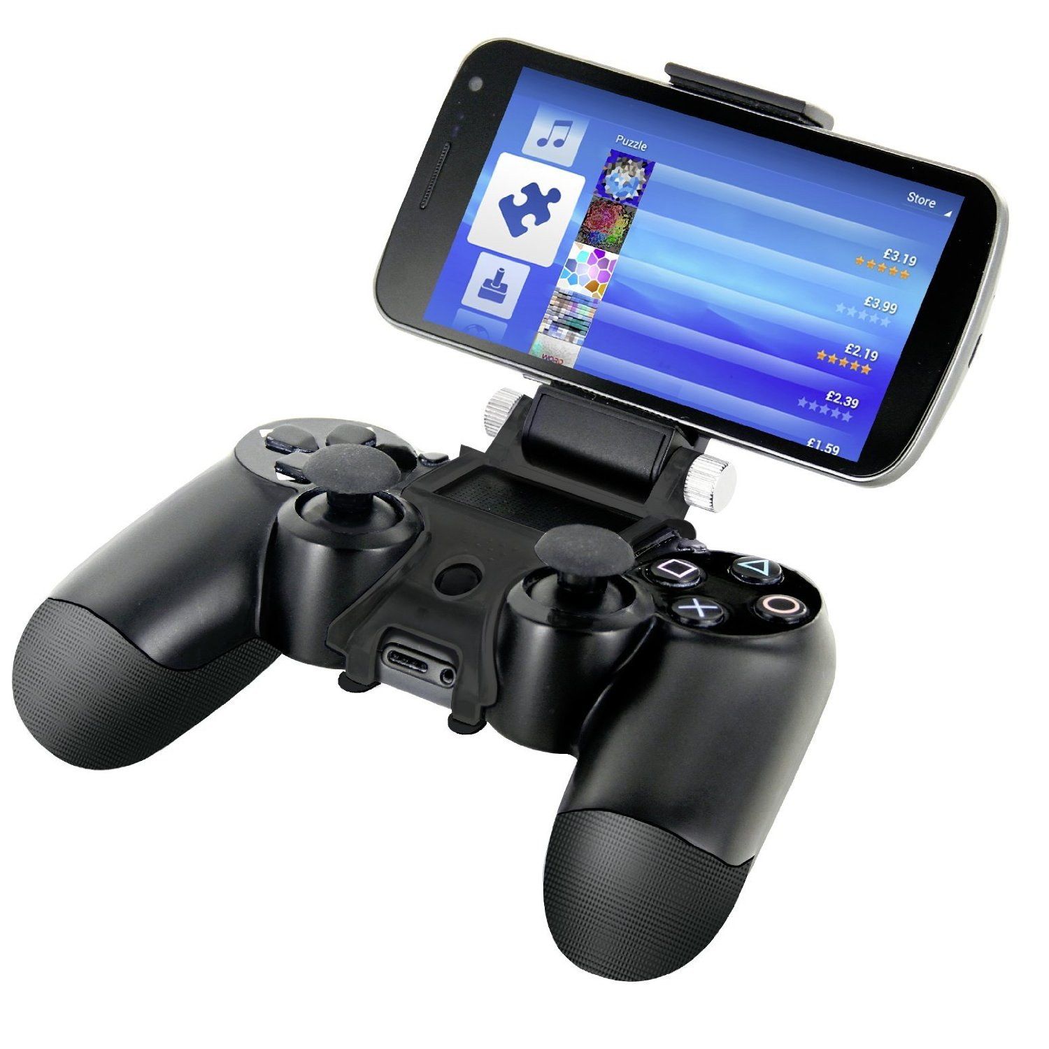 Nyko DualShock Smart Clip for PlayStation 4