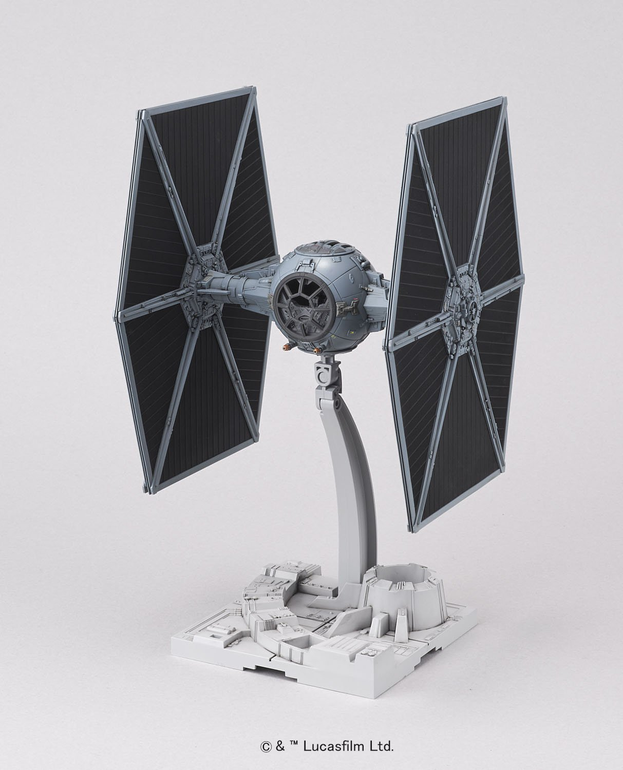 Bandai Star Wars Tie Fighter 1/72 Plastic Model