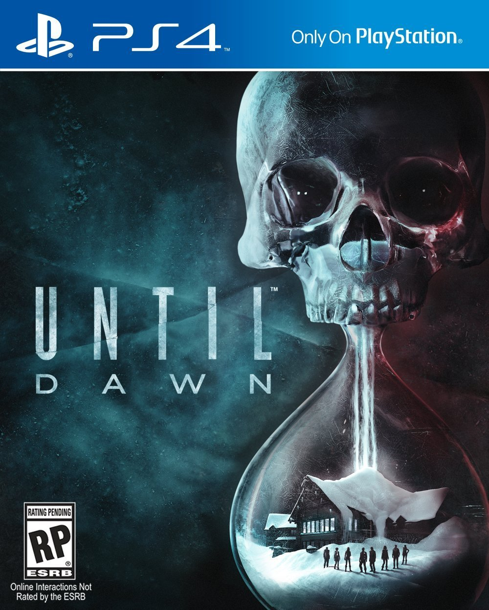 PS4 Until Dawn Português (PlayStation 4)