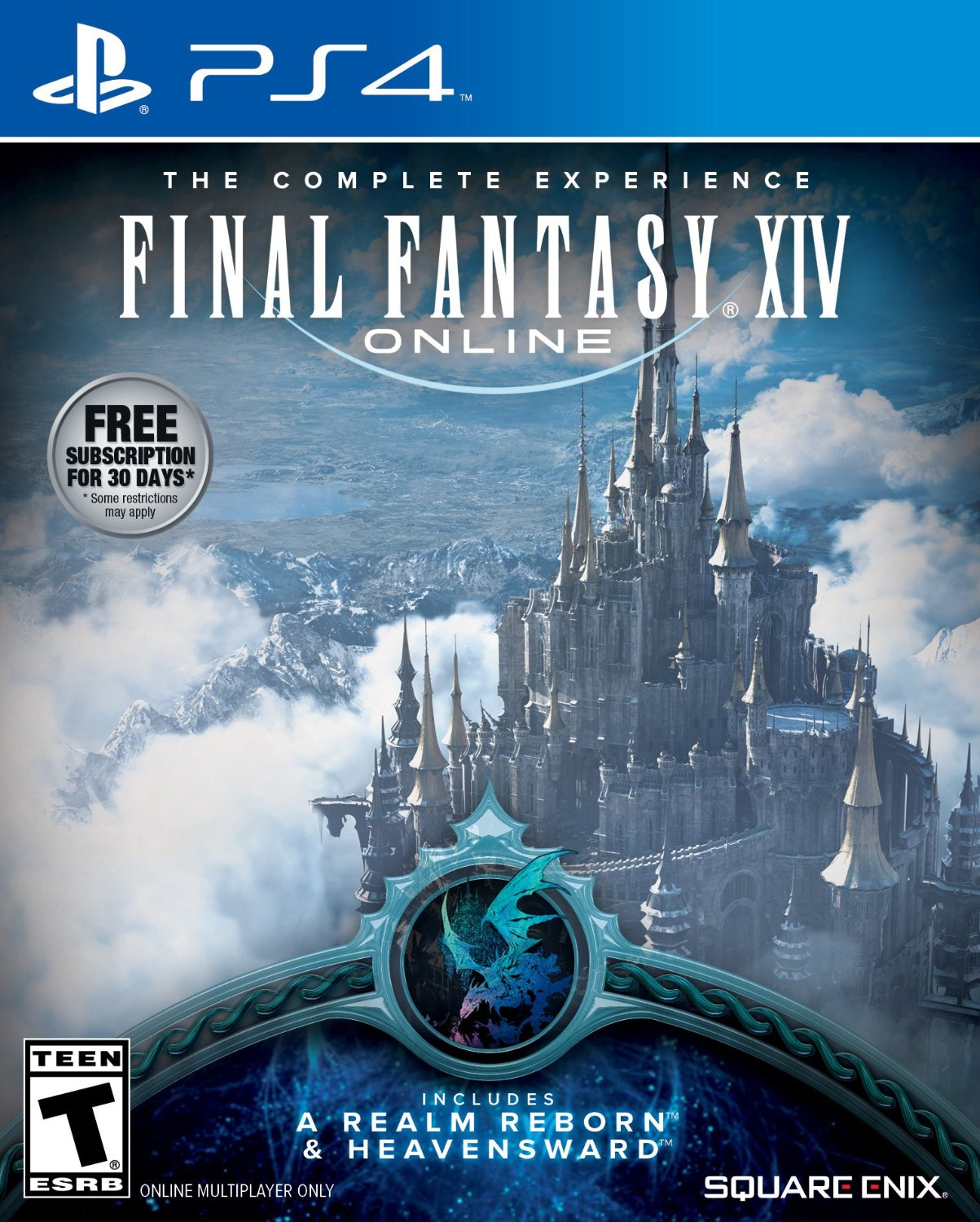 PS4 Final Fantasy XIV Online (PlayStation 4)