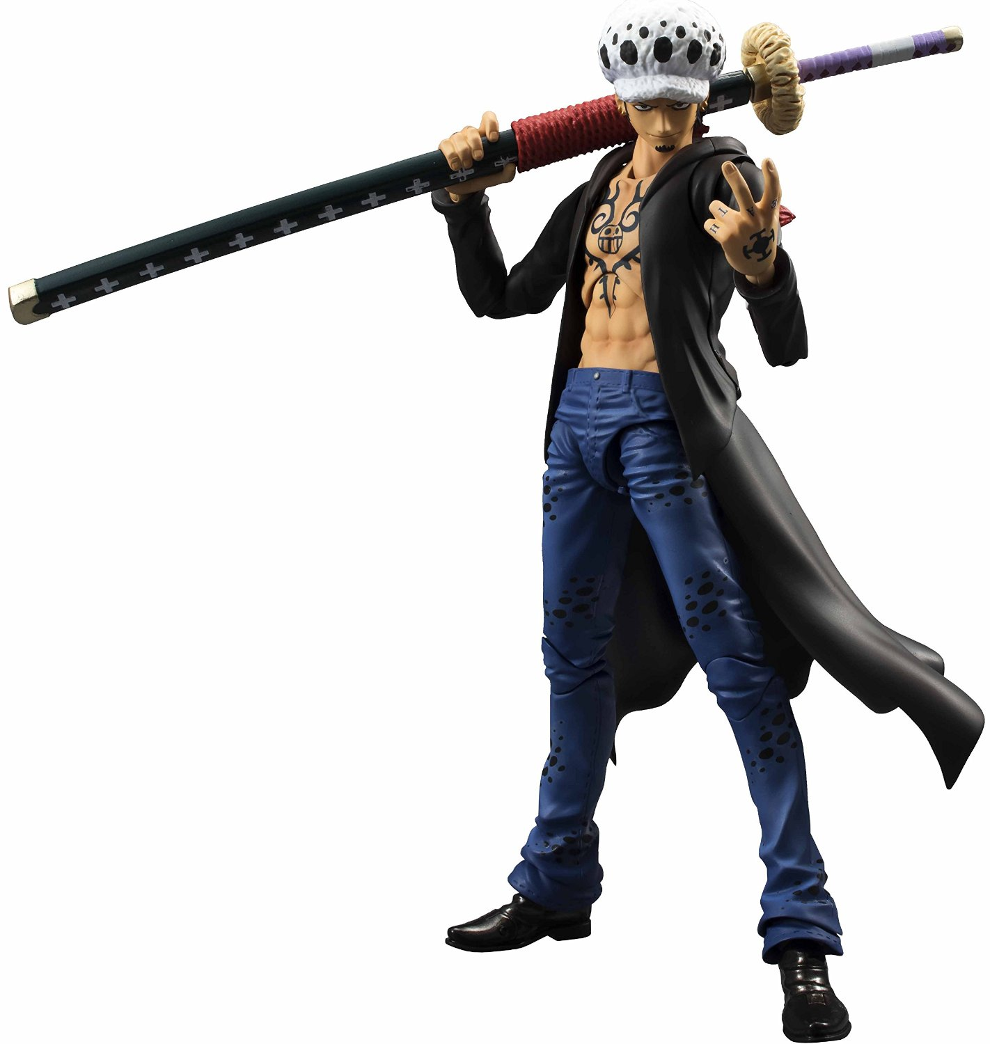 Megahouse One Piece Trafalgar Law Variable Action Hero