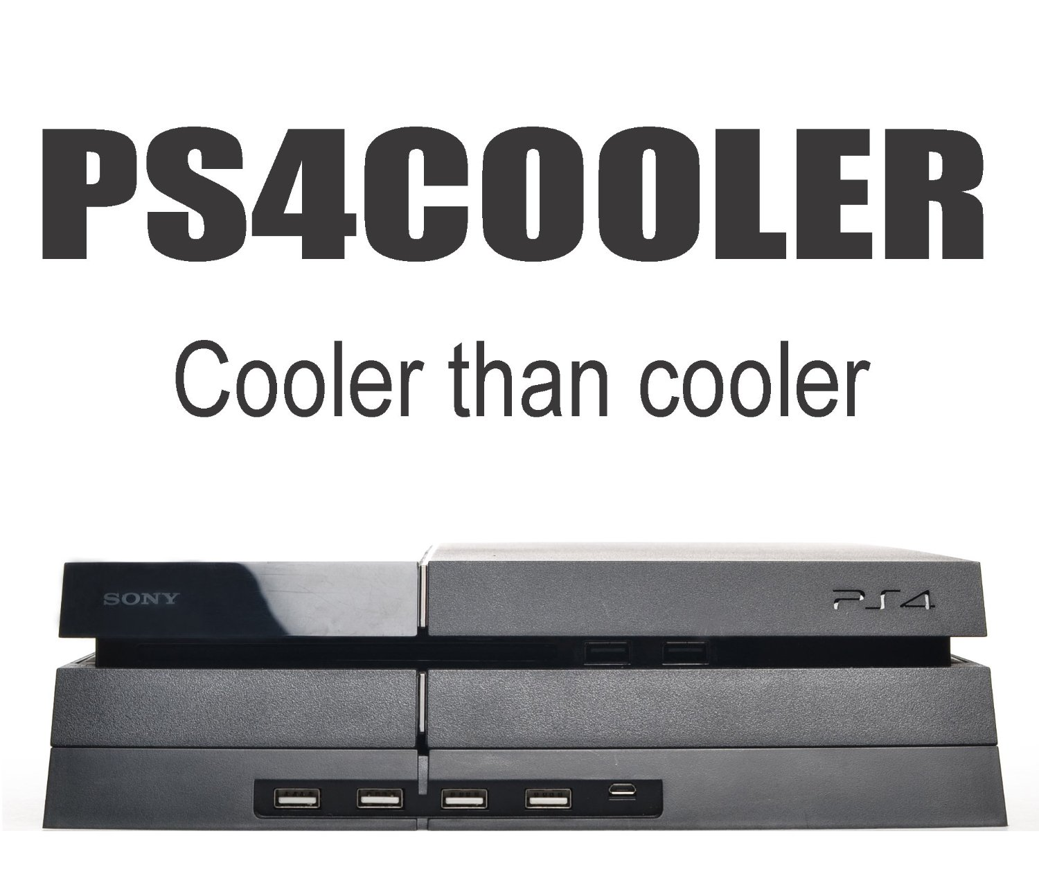 Refrigere seu PS4 com PlayStation Cooler
