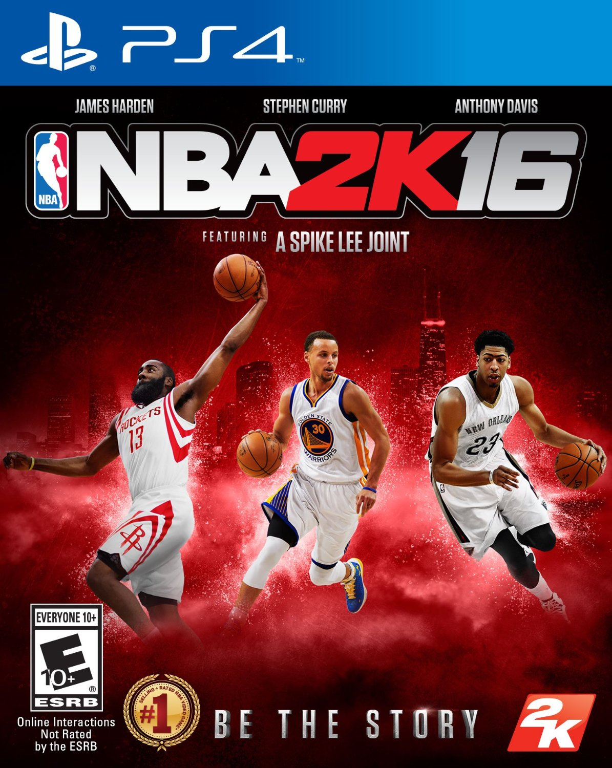 PS4 NBA 2K16 Early Tip-off Edition (PlayStation 4)