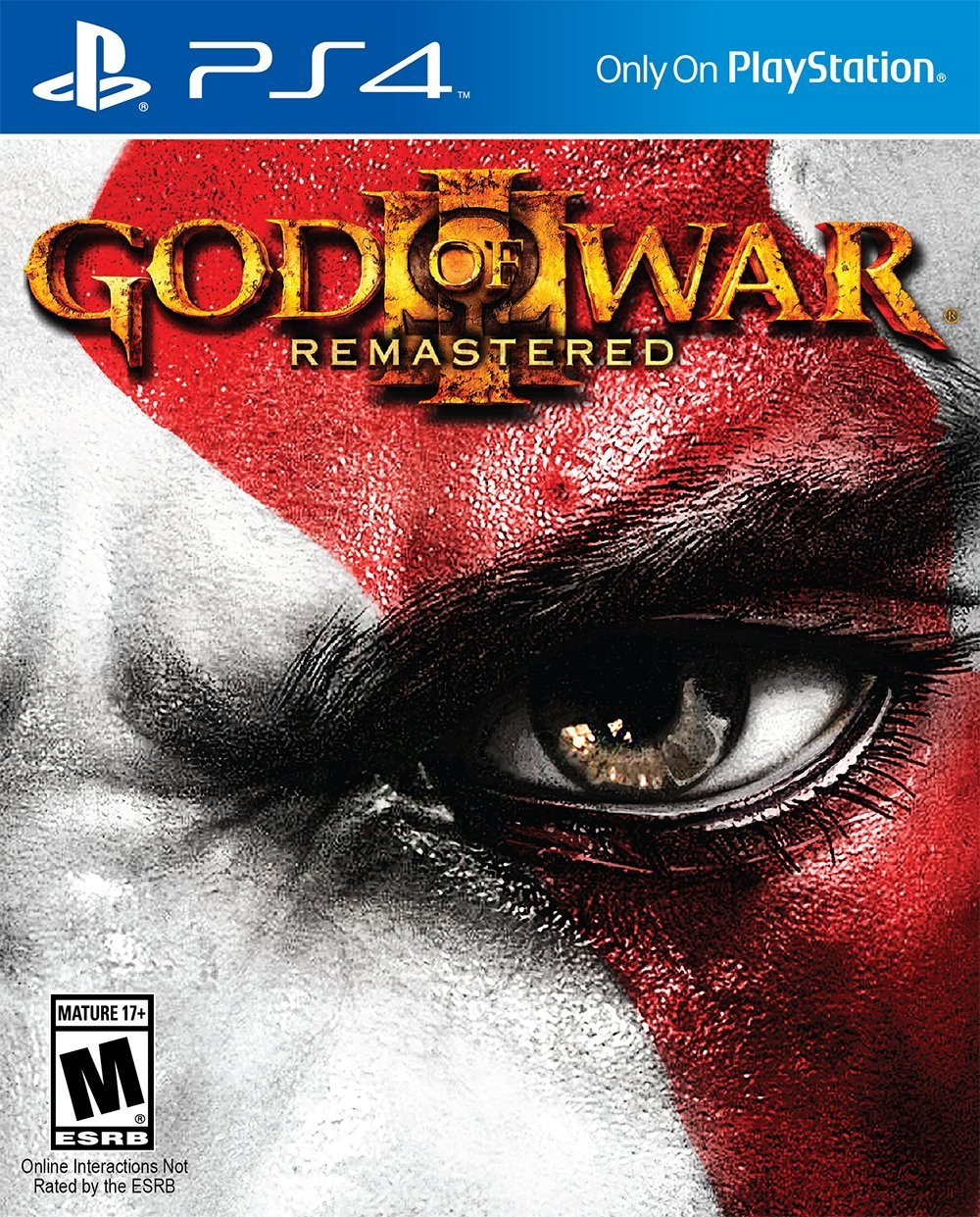 PS4 God of War 3 Remastered em Portugu�s (PlayStation 4)